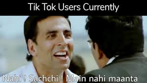 Tik Tok Ban Lifted in India! Funny Memes and Jokes on TikTok Users ...