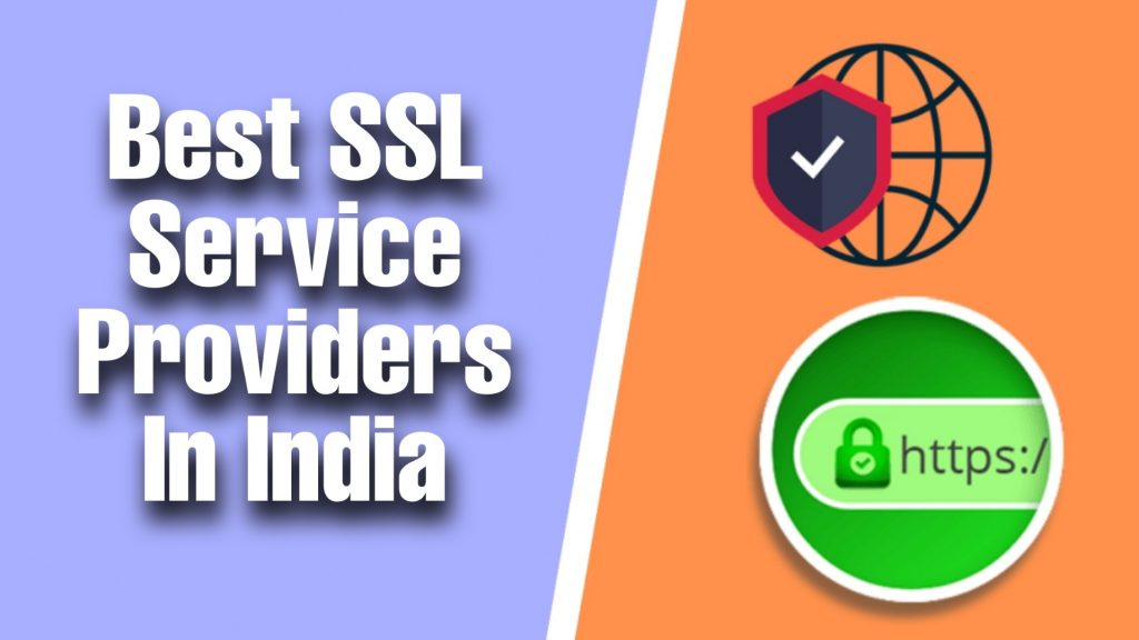 Best SSL Certificate Providers In India