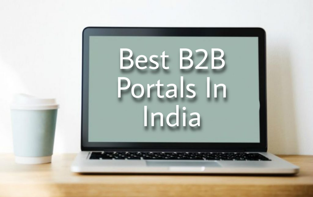 Best B2B Portals In India